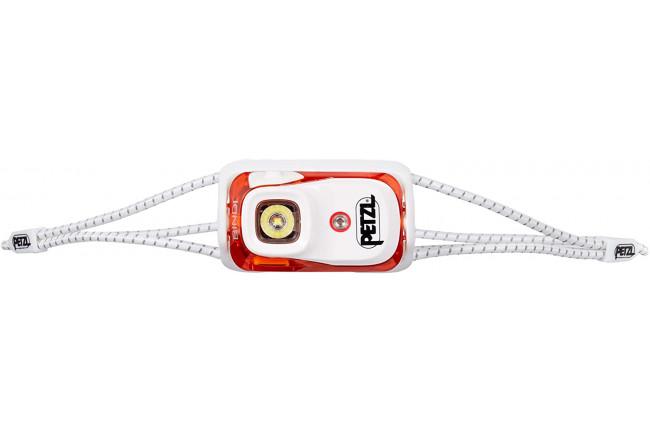 Petzl BINDI E102AA01 lampe frontale orange ultralégère utilisation au quotidien