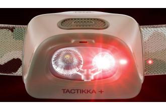 Petzl TACKTIKKA + E089EA01 Lampe frontale