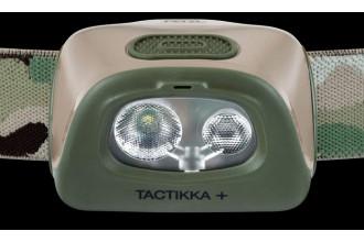 Petzl TACKTIKKA + RGB E089FA01 Lampe frontale lumière blanche et RGB