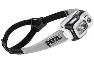 Petzl SWIFT RL E095BA00 lampe frontale rechargeable multifaisceau ultrapuissante noir