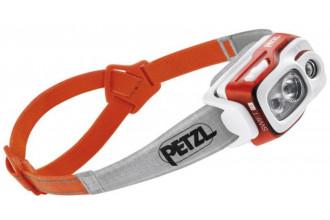 Petzl SWIFT RL E095BA01 lampe frontale rechargeable multifaisceau ultrapuissante rouge