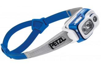 Petzl SWIFT RL E095BA02 lampe frontale rechargeable multifaisceau ultrapuissante bleu