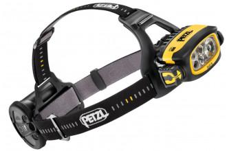 Petzl DUO S E80CHR  Lampe frontale ultrapuissante et rechargeable fonction anti-éblouissement