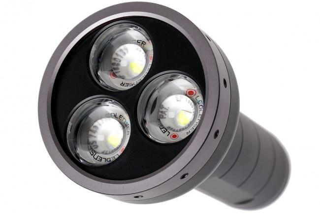 Ledlenser MT18 500847 Lampe torche rechargeable ultrabrillante