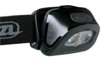 Petzl TACKTIKKA + RGB E089FA00 Lampe frontale lumière blanche et RGB