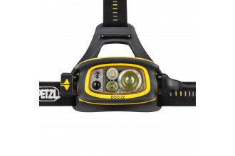 Petzl DUO Z2 E80AHB lampe frontale puissante et robuste option anti-éblouissement