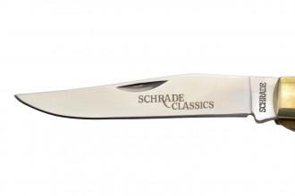 Schrade 97OT Old Timer Couteau de poche pliant double lame