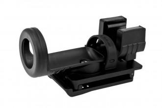 ALC01 - Clip-ceinture rotatif pour lampe de poche