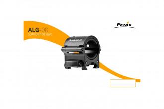 ALG00 - Support de rail