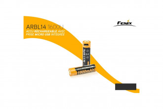ARBL14-1600U -  Batterie 1,5V 1600mAh
