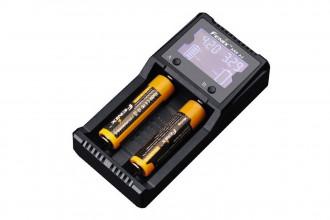 ARE-A2 Chargeur de batterie intelligent à double canal