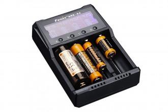 ARE-A4 Chargeur de batterie intelligent à 4 canaux