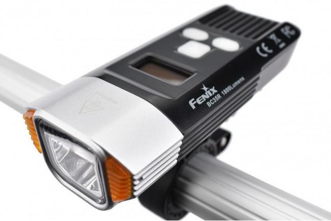 BC35R - Lampe de vélo rechargeable - 1800 lumens