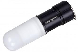 CL09 Noir - Lampe de camping - 200 Lumens