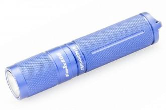 E05 Bleu - Mini-lampe - 85 Lumens