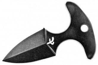 Fred Perrin FPPUSH Noir - Mini Push Dagger