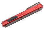 Golgoth G11A3 Rouge. Peigne automatique OTF