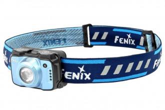HL12R Bleu - Frontale rechargeable - 400 lumens