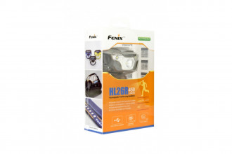 HL26R - Frontale rechargeable - 450 Lumens