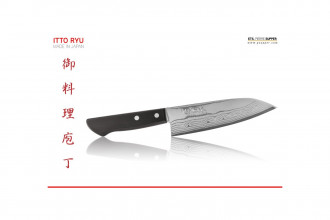 Itto-Ryu ITSTK165 - SANTOKU 165
