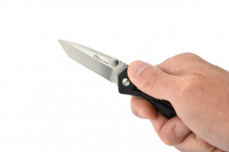 Max Knives MK 116B - Lame Tanto en acier 12C27