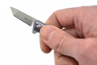 Maxknives MK154 Mini couteau en titane TC4
