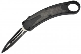 Maxknives MKO12B1 Couteau Karambit  automatique OTF lame acier manche aluminium