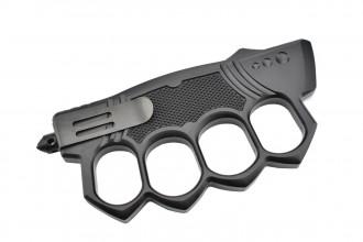 Maxknives MKO14B2 Couteau automatique poing américain lame acier manche zinc aluminium