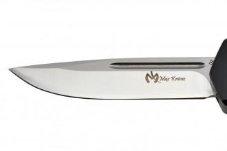 Maxknives MKO35ST Couteau automatique avec clip lame simple tranchant D2