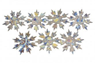 Maxknives Shuriken 8 branches en Titane anodisé
