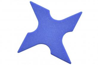 Maxknives Shuriken 4 branches en G10 Bleu