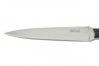 M-Tech MT-018BK - Couteau à lame fixe