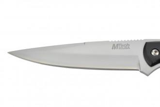 M-Tech MT-019BK - Couteau à lame fixe