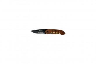 M-Tech MT-469 - Manche en cuir design cartouches