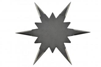 Maxknives NS142 Ninja Shuriken 6 branches acier 420 noir