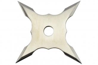 Maxknives NS153 Ninja Shuriken 4 branches acier 420 silver