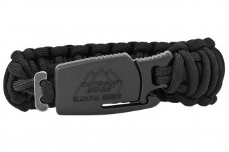 Outdoor Edge PCK80C - PARA-CLAW Black Medium