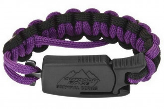 Outdoor Edge PCP75C - PARA CLAW Purple Small