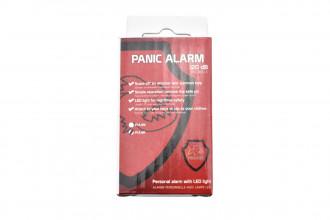 Piranha PIA4R Panic Alarm 120dB ROSE Alarme personnelle avec lampe LED