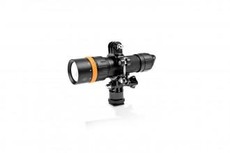 SD11 - Lampe de plongée étanche - 1000 Lumens