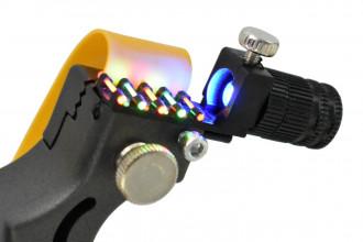 SL0402 Lance-pierre-laser en résine avec retro-éclairage de la visée
