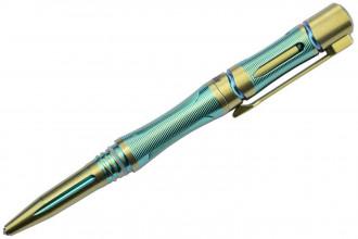 Fenix T5Ti Halberd Stylo tactique bleu encre bleue