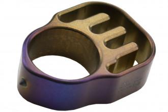 Impact tool titane Maxknives TIKNU6+ - finition anodisée série limitée