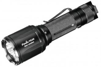 TK25 RED - Lampe de chasse avec lumière rouge - 1000 lumens
