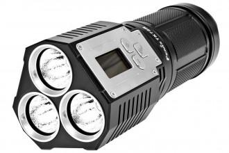 TK72R - Lampe de poche ultra-puissante - 9000 lumens