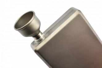 Keith Ti9306 - Flasque en titane 120ml