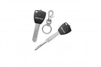 Swisstech UKCSBKMX - Utili-Key MX - Outil porte-clés 5 en 1
