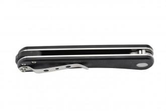 Kizer V3009N1 Pinch - Lame acier N690 et manche en G10 noir